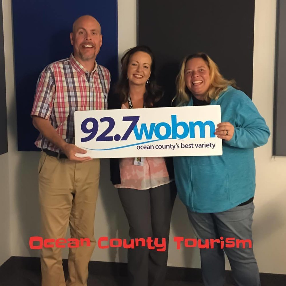 Crafts and Drafts Event at Pinelands Brewing Company Makes Radio - Sep 13, 2017 Ocean County, NJ -- Ocean County Tourism 92.7 WOBM FM features the Marketspace Vendor Events Crafts and Drafts event at Pinelands Brewing Company in Little Egg Harbor on air with the Ocean County tourism report. Skip to 2:55 !