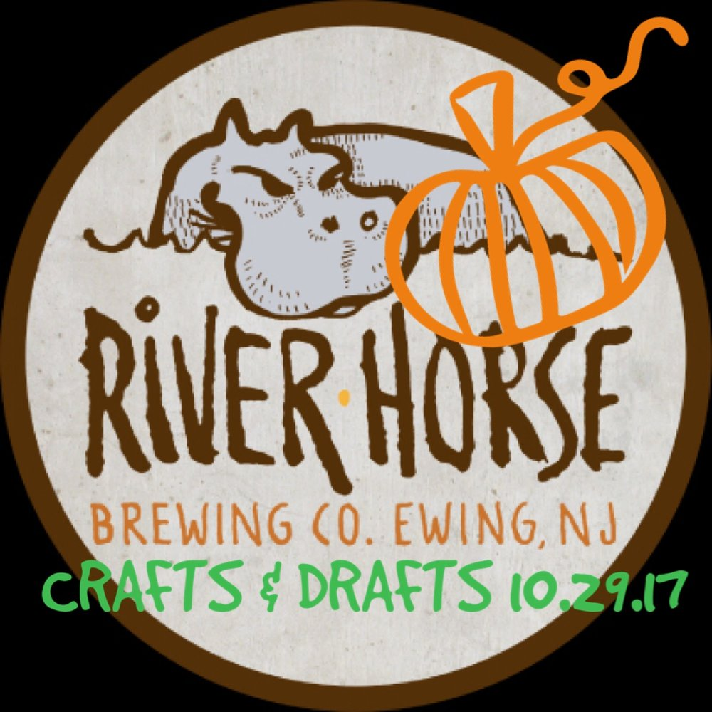 Crafts and Drafts Event at River Horse Brewing Company Radio Ad  - Oct 23, 2017 Mercer County, NJ -- 95.7 BEN FM is running a radio ad spot for the Marketspace Vendor Events Crafts and Drafts event at River Horse Brewing Company in Ewing this week.