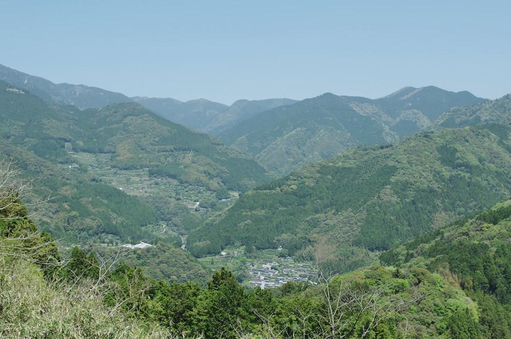 Tosayama Village, Kochi, Japan