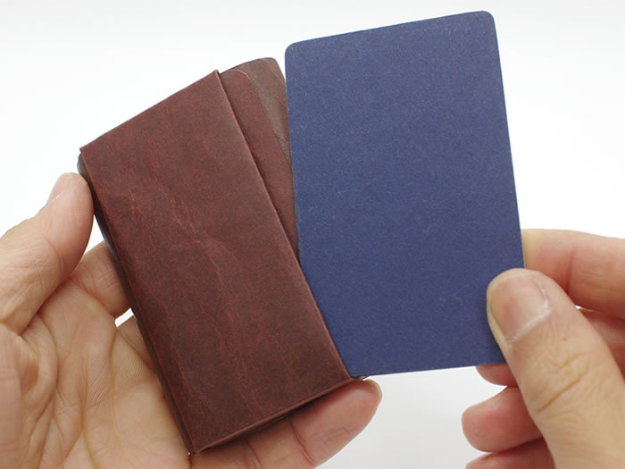 Kamino Wrap Wallet / Slim wallet, Minimalist wallet, Thin wallet, Vegan wallet, Eco-friendly wallet, Card wallet, Card holder, Paper wallet