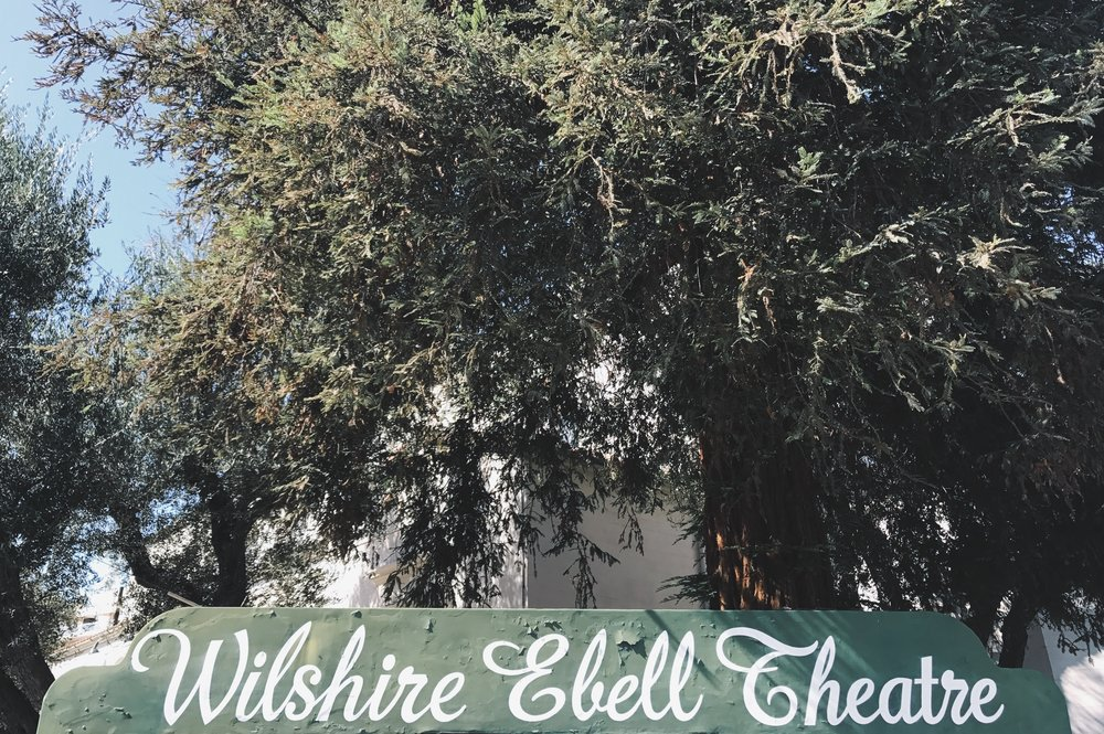 The Wilshire Ebell Theater