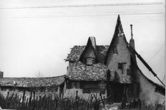 The Witch's House - Exterior