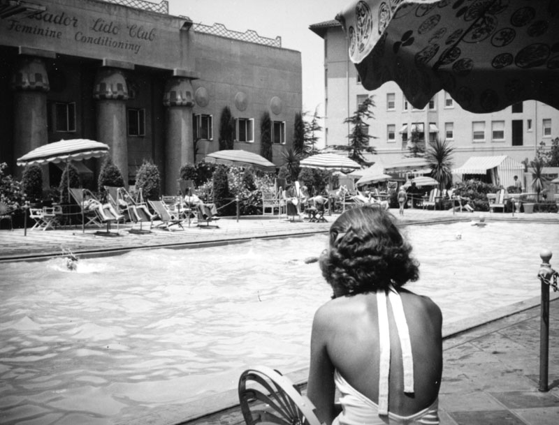 Lido Club at the Ambassador Hotel
