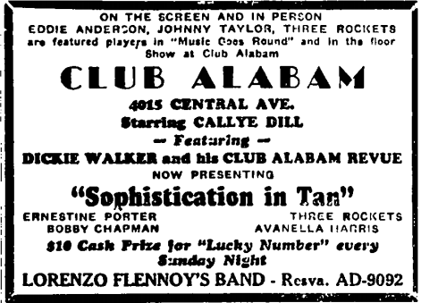 Los Angeles Sentinel  (May 7, 1936).