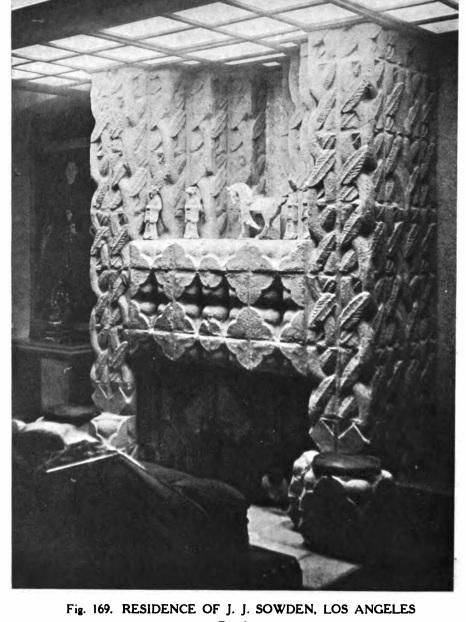 Image via  The Ferro-Concrete Style  by Francis Skillman Onderdonk (1928)
