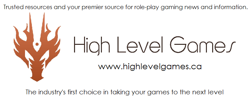 High Level Games (official site)