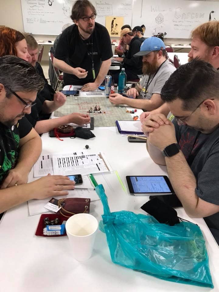 The Pathfinder Society was highly regarded at CAFCON this year and achieved well-earned praise and accolades from attendees!