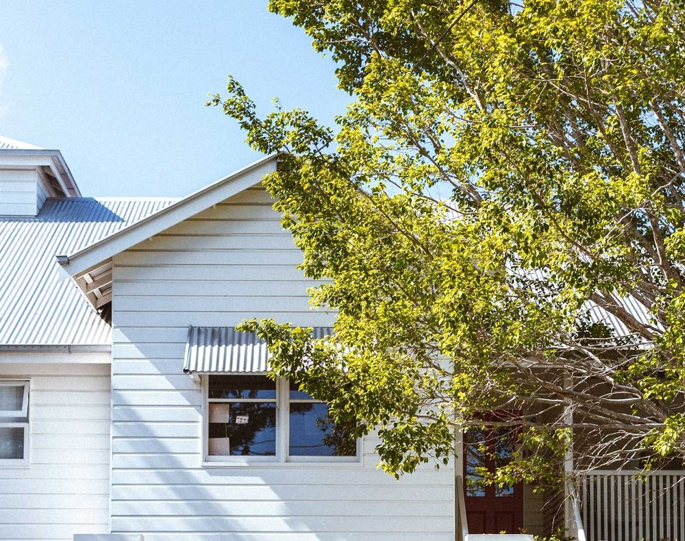 Our centre is a beautiful white Queenslander opposite Oriel Park - With timber floors, French doors & lovely big trees providing natural shade it is purpose-built for a warm, welcoming and home like environment where children feel safe and secure.