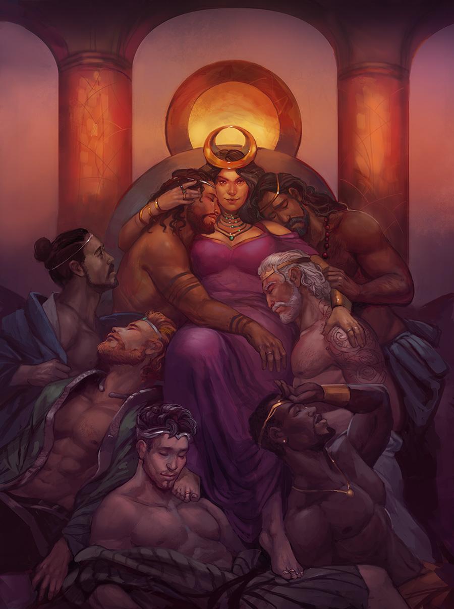 Queen of Seven Kingdoms