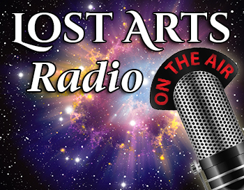 Find Richard's beautiful and enlightening work at www.lostartsradio.com -
