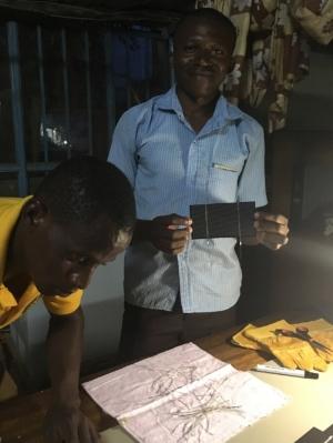 Formation au solaire à Koupela, Burkina Faso       - Juillet 2017