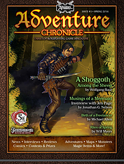 Adventure Chronicle By Adventure A Week