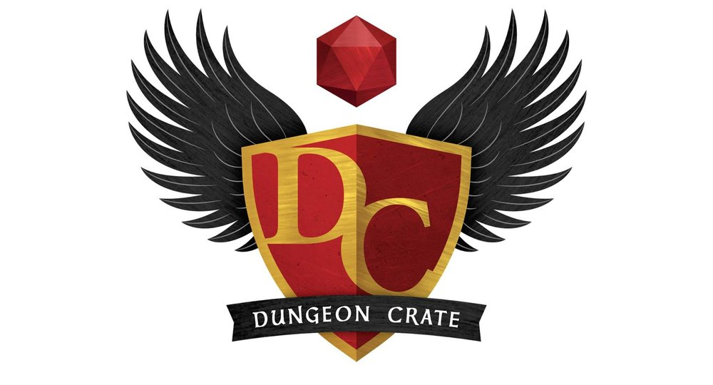 Dungeon Crate logo