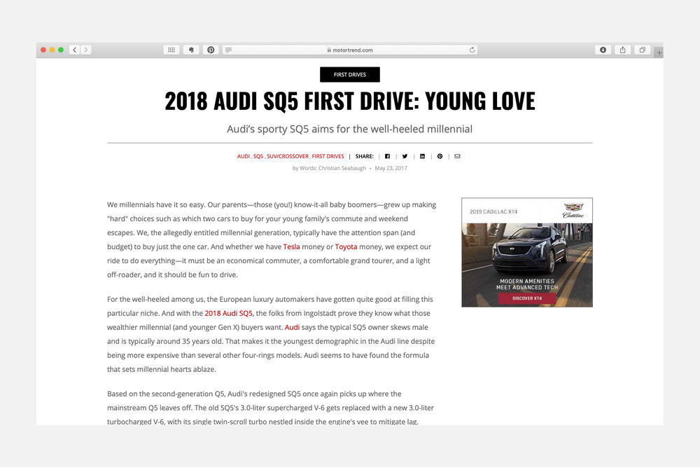 SQ5 Review