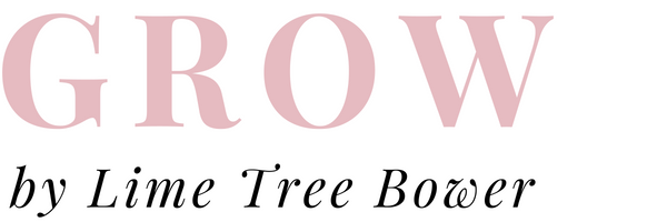 Grow by Lime Tree Bower