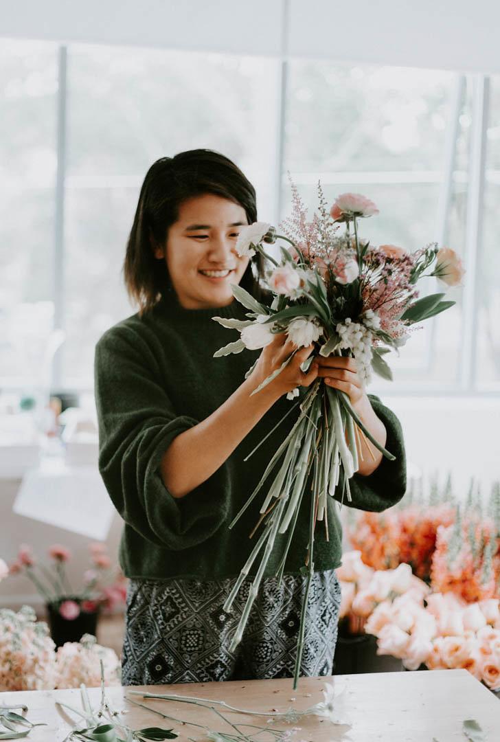 private floristry workshop sydney australia 1