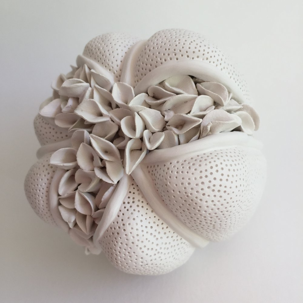"Finalist In The 2018 ""Little Things Art Prize"" Ceramics Category. Saint Cloche Gallery Paddington, Sydney."