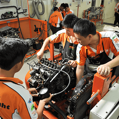 Diploma In Automotive Technology -