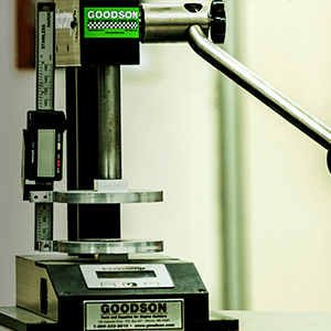 PISTON ASSEMBLY WEIGHING SCALE & TESTER - Accurately tests the condition of an engine's pistons and connecting rods to measure the tension and height of the valve spring accurately to enable students to diagnose the engine's components correctly.