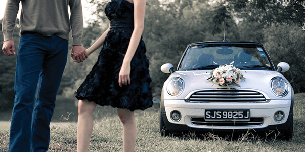 Photo Source:   Wedding Cars Singapore