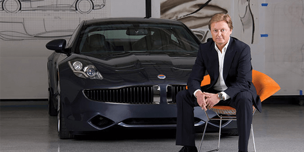 Photo Source:   Henrik Fisker