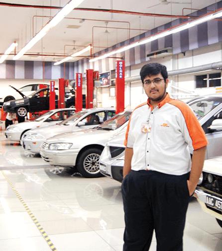 Interview by Peter Burns – Asia Motorsport Development