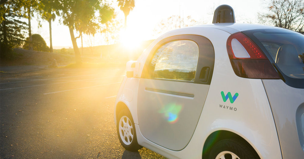 Image from:  Waymo