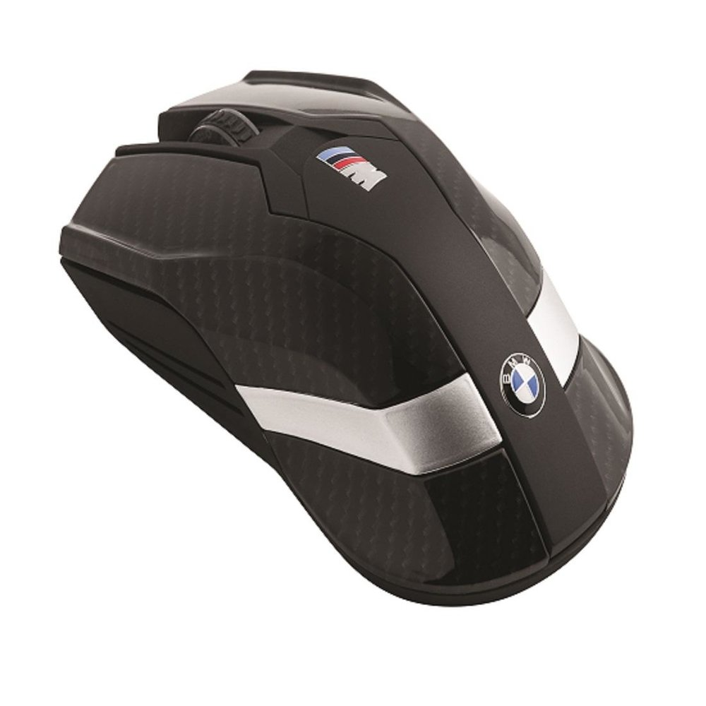 Well, you are not using just any mouse. You are using a BMW mouse.