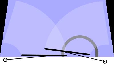 Alternative configuration wipers Source: https://en.wikipedia.org/wiki/Windscreen_wiper