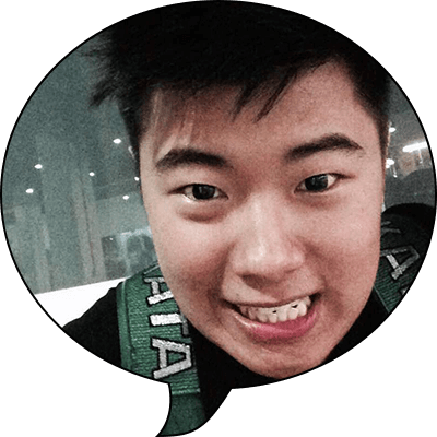 Billy Ng Ming Yang   DMS, 2016  Position: Degree in Automobile Engineering in UNITEC, New Zealand