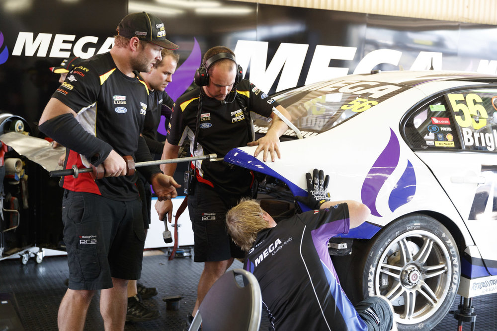 A career in Motorsports is adventurous and required skills!   Image from: Mechanix Wear