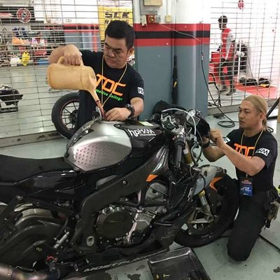superbike technician  -