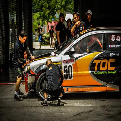 motorsports technician -