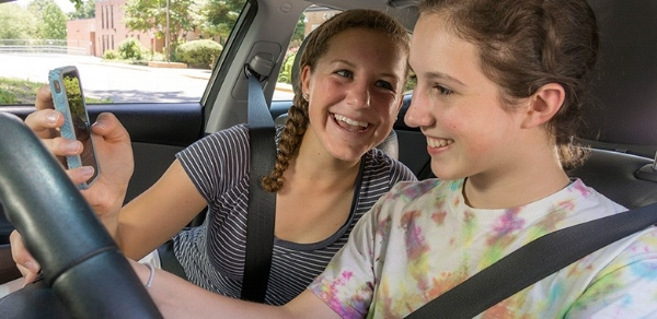 Image from:  AAA Teen Driving