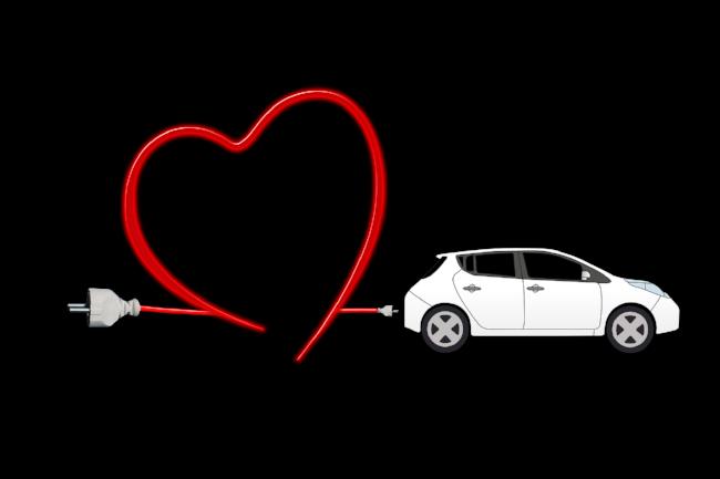 Illustration of Electric cars.    Source  |  Image: pixabay.com