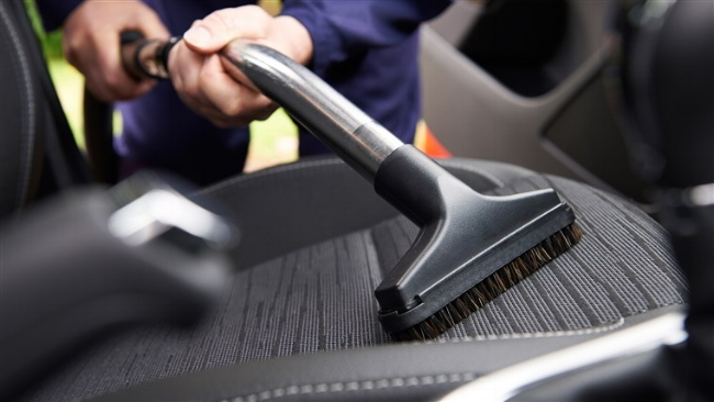 Keep your car from dust and dirt to make it feel like new:)  Image from:  Today Show