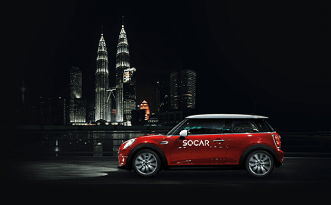 Image from:  Socar.my