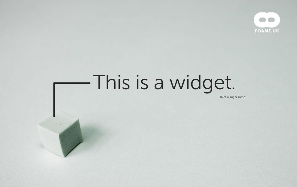 This is a widget