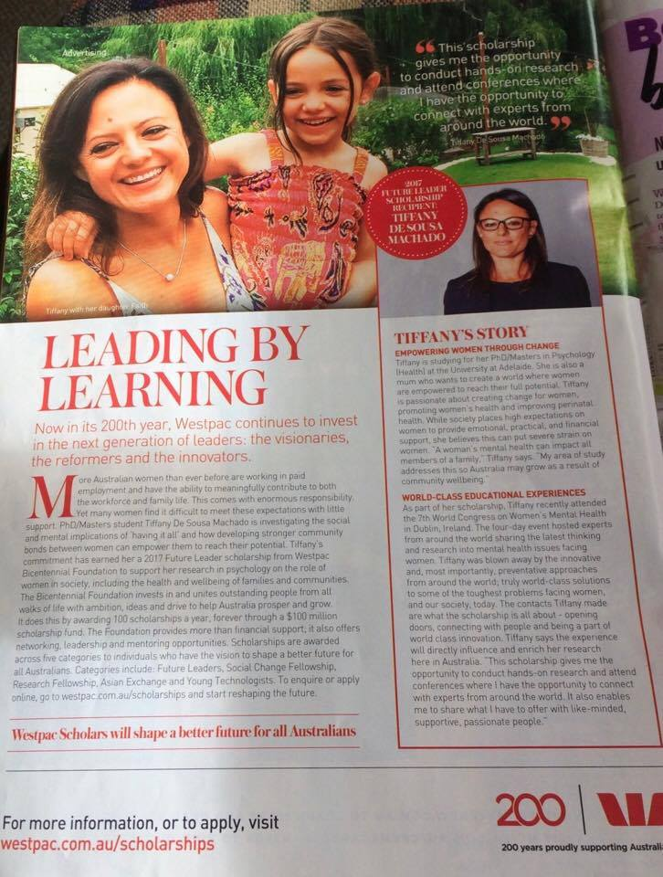 Woman's Day - Leading by Learning