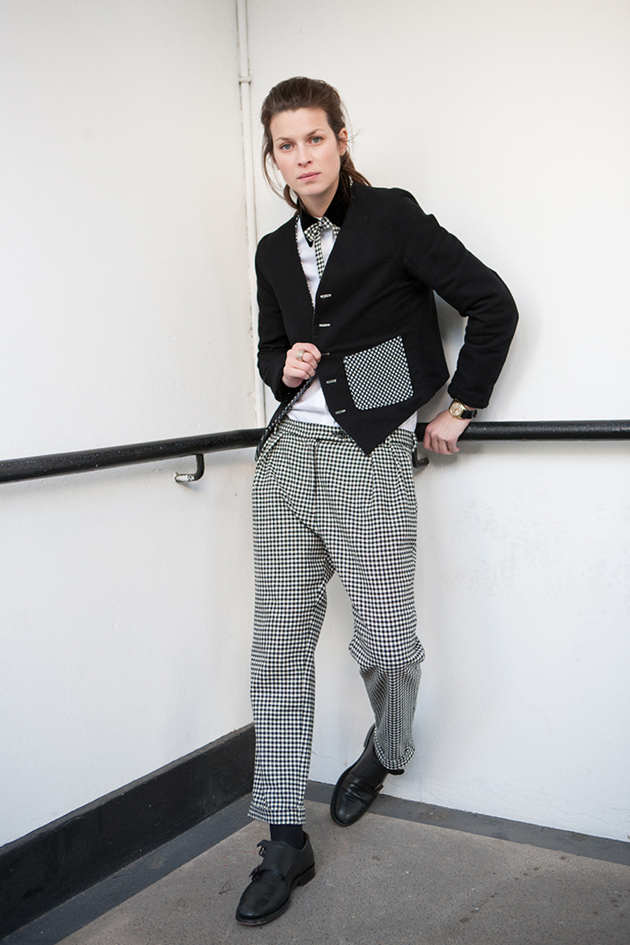 houndstooth pleated trousers.jpg