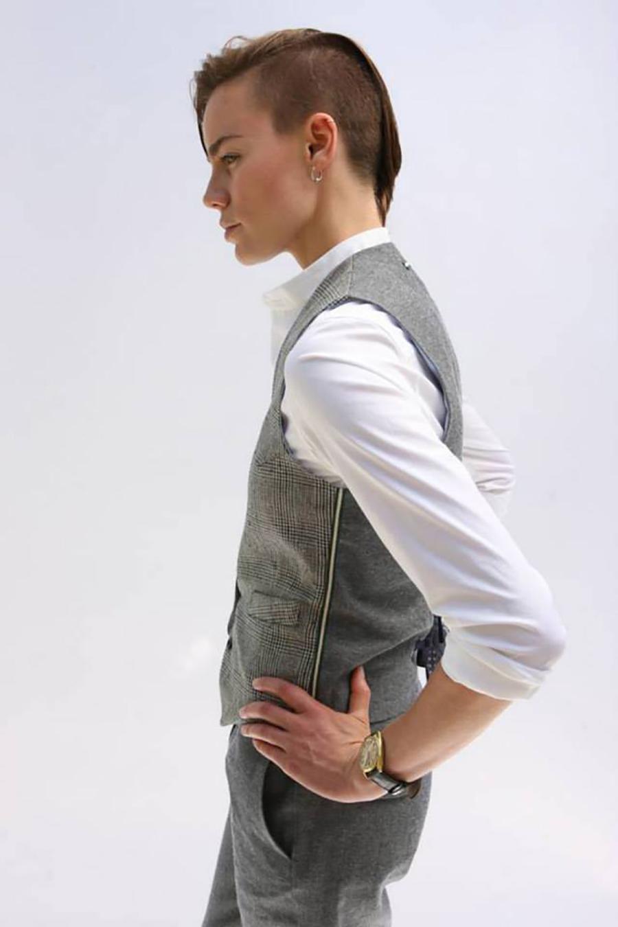 check & denim waistcoat.jpg