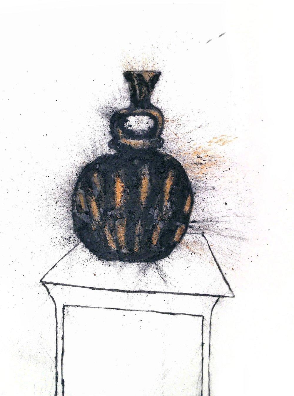 Golden Vase