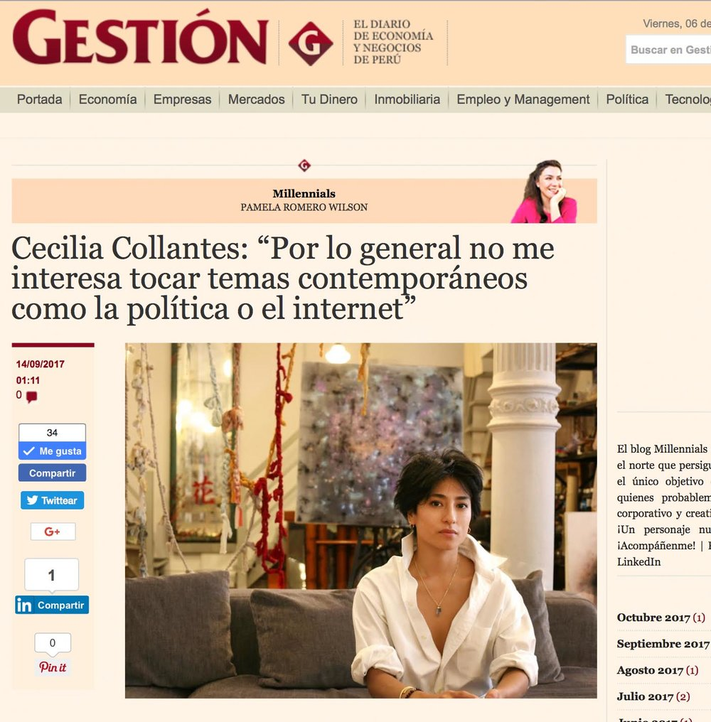 GESTION  August, 2017
