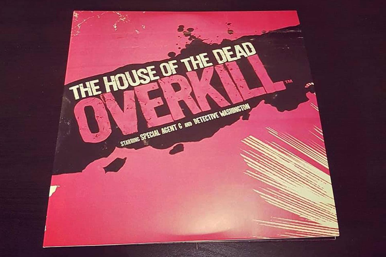 House Of The Dead Overkill Soundtrack Heads To Vinyl Kuju
