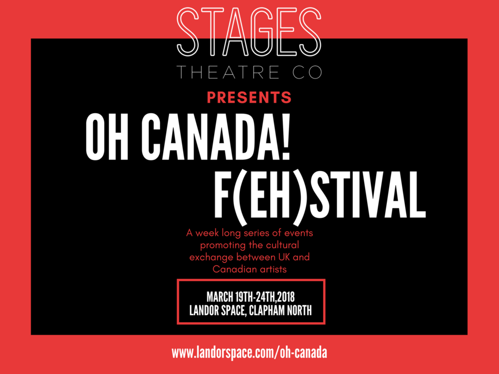 Oh Canada! F(eh)stival