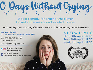 0 DAYS WITHOUT CRYING