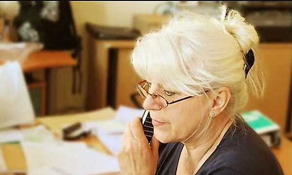 Cornelia Becker   – Terminvereinbarung – Büro