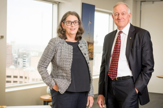Energy Australia's CEO & Chairman last week announced a $1.2 million leap in pay for female staff to fix the gender pay gap.