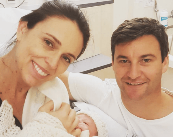 High profile couple Jacinda Arden and Clarke Gayford reminding us of a new norm for shared parenting.