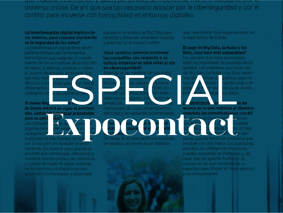 Especial Expocontact -  2017
